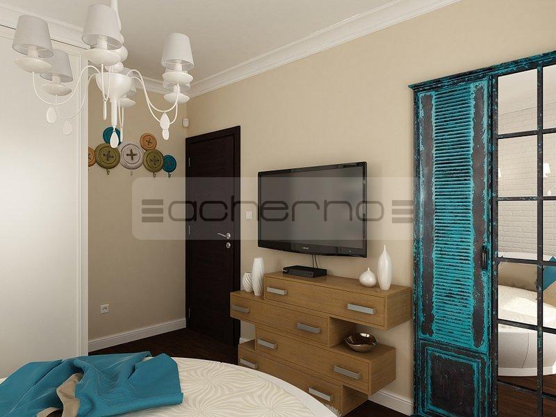 Acherno cleverer mix aus farben und stilen - Wohn schlafzimmer einrichtungsideen ...