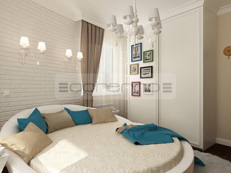 Acherno cleverer mix aus farben und stilen - Inneneinrichtung schlafzimmer ...