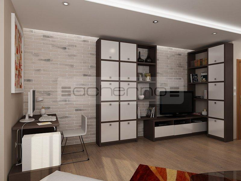 Acherno die heimbibliothek - Raumgestaltung wohnzimmer ...