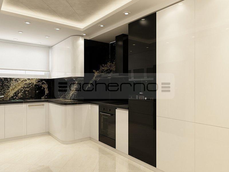 acherno - einrichtungsideen moderner barock stil - Barock Küche
