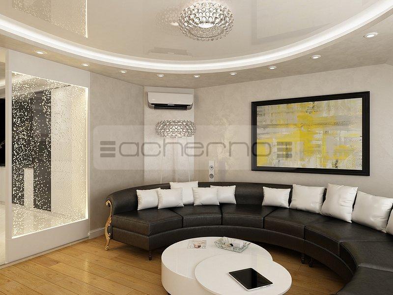 Acherno einrichtungsideen moderner barock stil - Raumgestaltung wohnzimmer ...