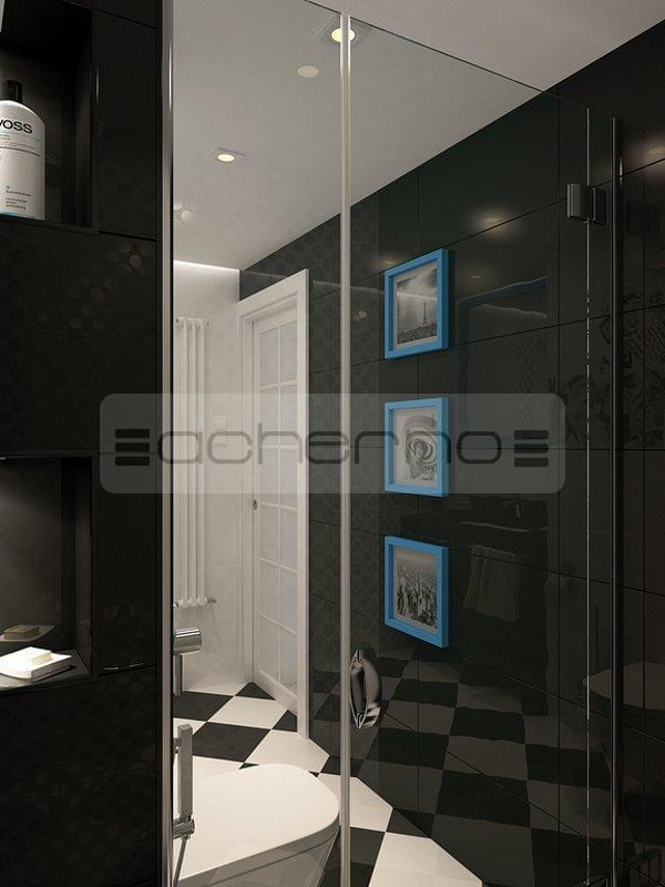 acherno eklektisches wohnung design. Black Bedroom Furniture Sets. Home Design Ideas