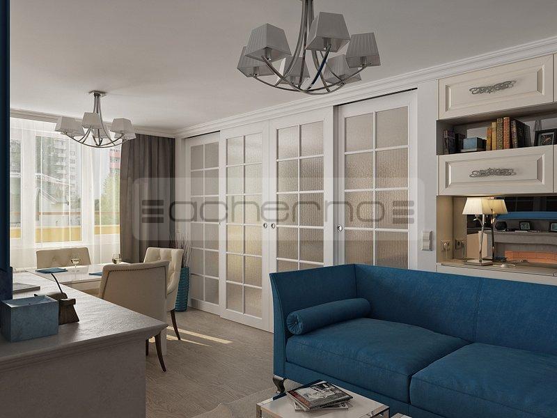 Acherno - Eklektisches Wohnung Design