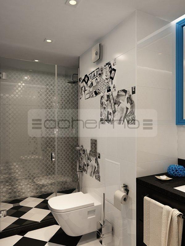 Acherno - Wohnideen Badezimmer - 3 aus