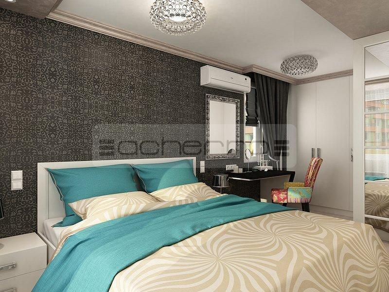acherno eklektisches wohnung design. Black Bedroom Furniture Sets. Home Design Ideas