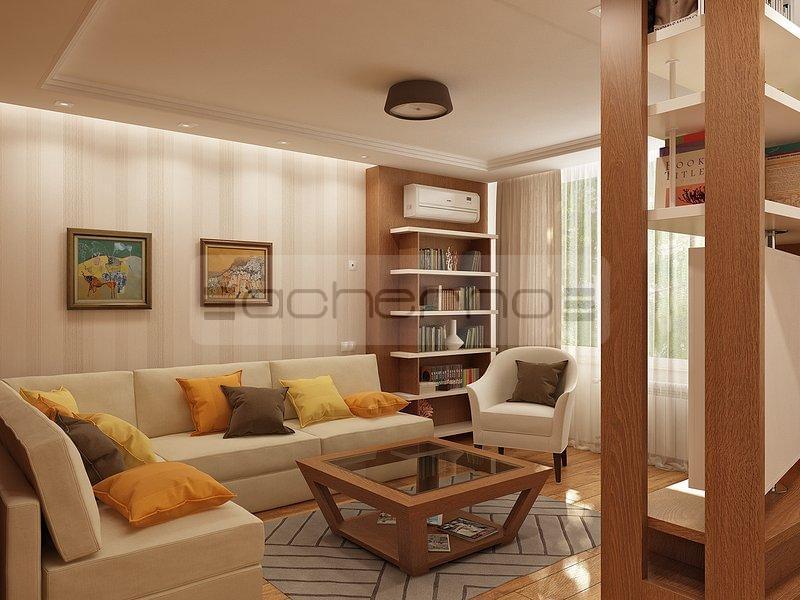 Acherno elegante raumgestaltung in warmen erdt nen - Wohnzimmer innenarchitektur ...