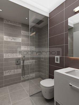 grau aber nicht farblos - Wohnideen Badezimmer