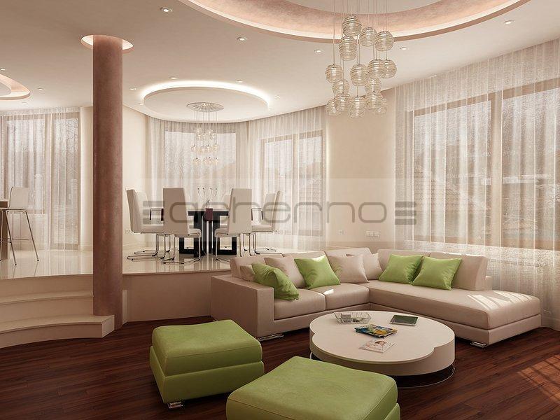 Modernes Raumdesign Wohnzimmer – marauders.info