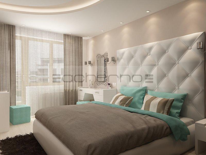 Acherno innarchitektur die die farbe feiert for Raumgestaltung farbe schlafzimmer