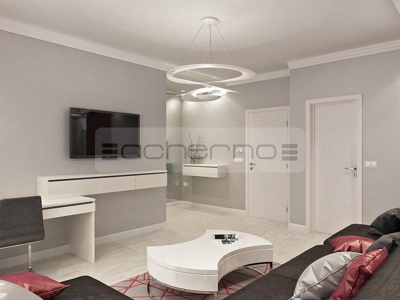 Raumdesign Ideen Apartment Wohnzimmer