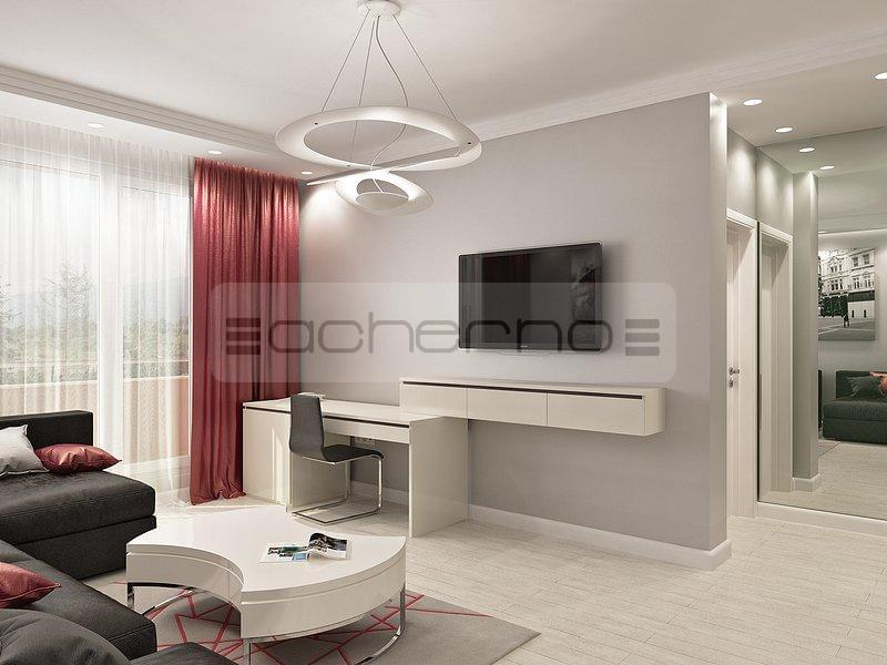 Raumgestaltung Ideen Apartment Wohnbereich
