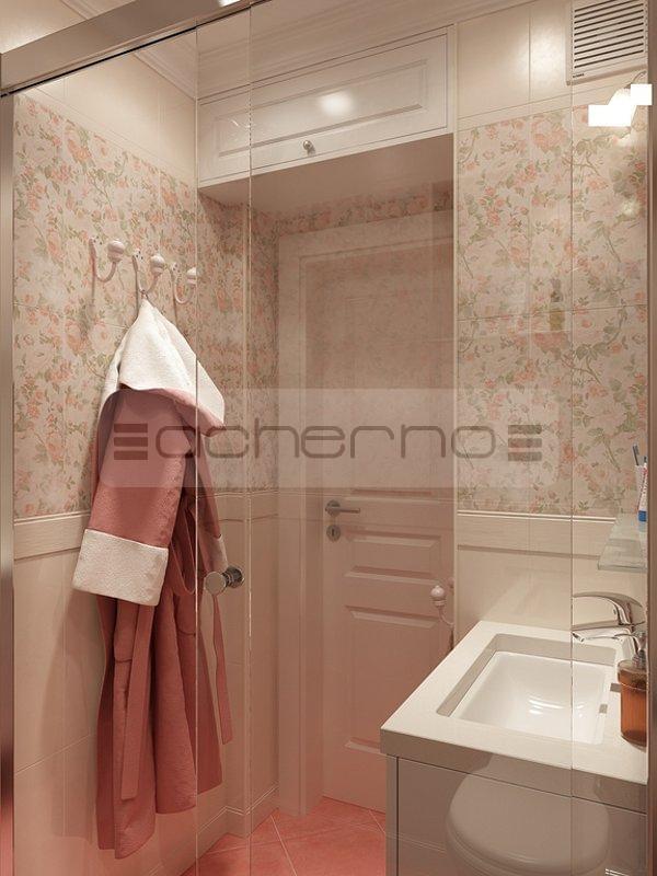 Acherno klassisches wohndesign mit romantischem flair - Raumgestaltung badezimmer ...