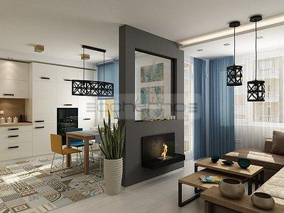 acherno - wohnen im skandinavischen raumdesign, Innenarchitektur ideen