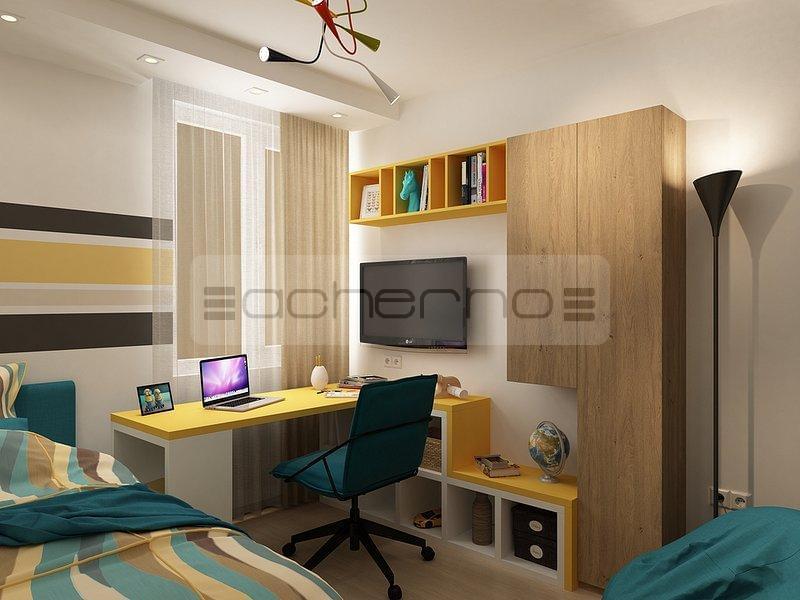 acherno kraftvolle kombinationen von farben und formen. Black Bedroom Furniture Sets. Home Design Ideas
