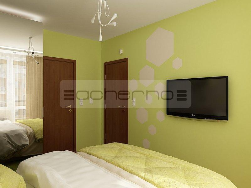 acherno kraftvolle kombinationen von farben und formen. Black Bedroom Furniture Sets. Home Design Ideas