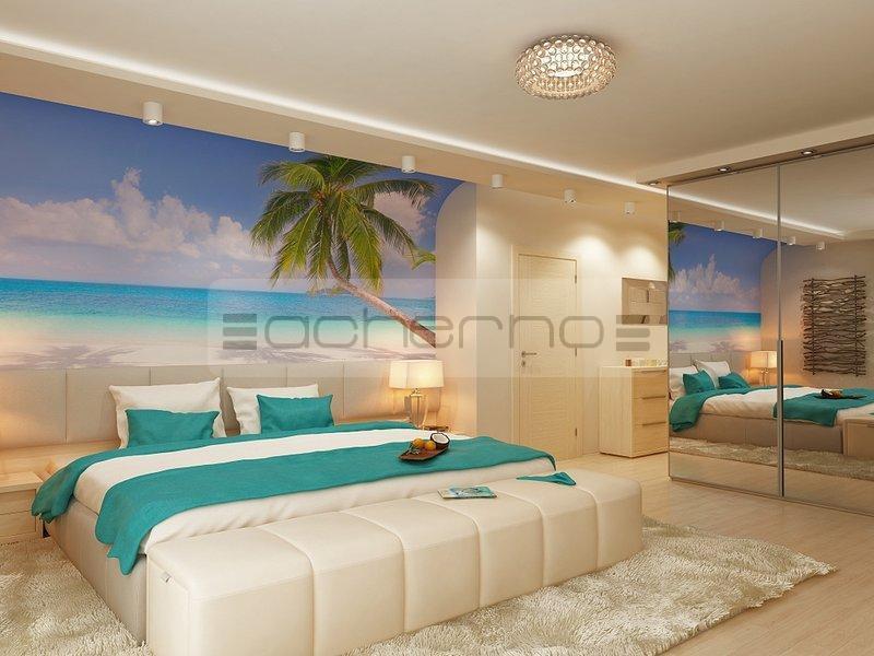 Acherno raumgestaltung mit kontrastreichen akzenten - Schlafzimmer raumgestaltung ...