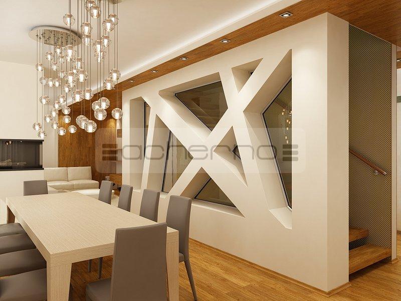 Acherno raumgestaltung mit kontrastreichen akzenten for Raumgestaltung und design