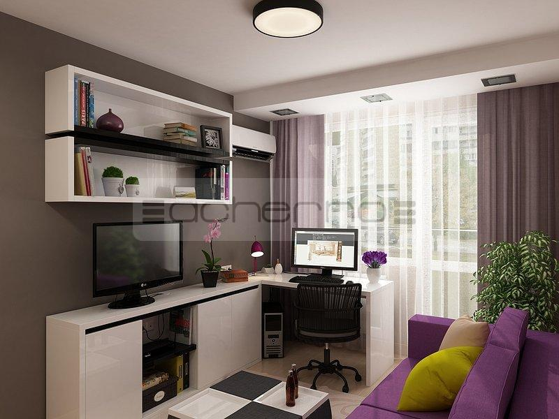 acherno moderne apartment raumgestaltung in dezenten farben. Black Bedroom Furniture Sets. Home Design Ideas