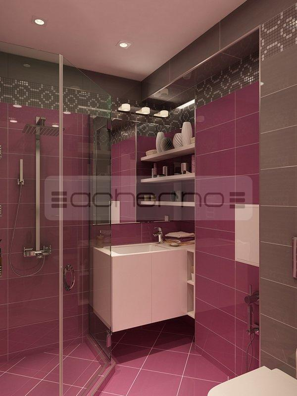 Acherno moderne apartment raumgestaltung in dezenten farben - Raumgestaltung badezimmer ...