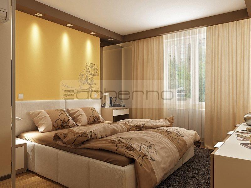 acherno moderne apartment raumgestaltung in dezenten farben On raumgestaltung schlafzimmer