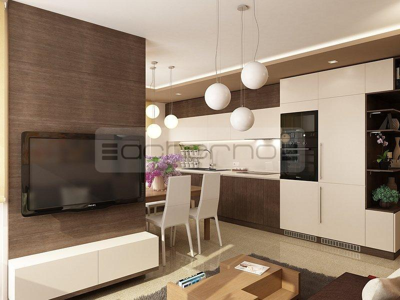 acherno moderne apartment raumgestaltung in dezenten farben. Black Bedroom Furniture Sets. Home Design Ideas
