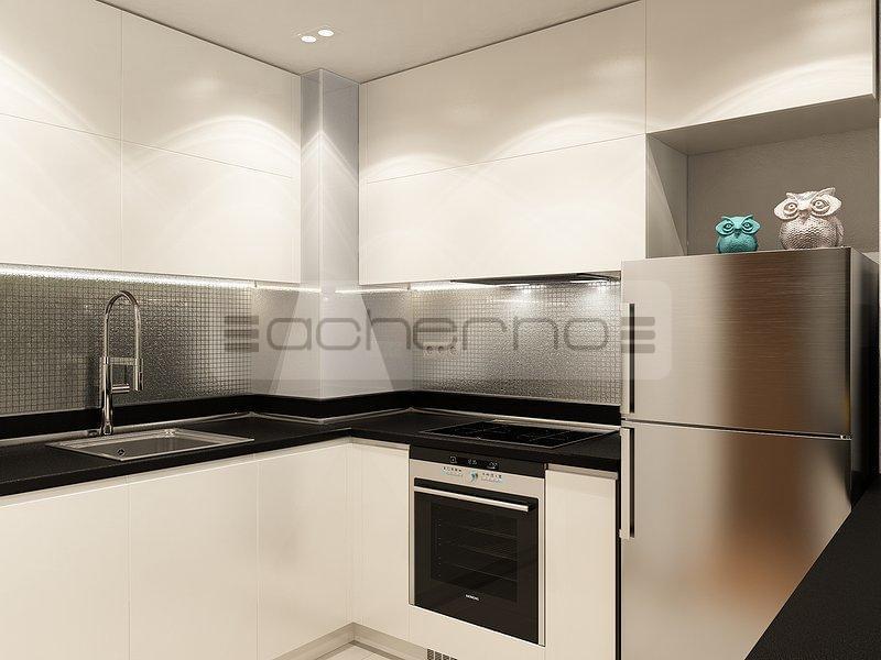 Moderne innenarchitektur küche  Acherno - Moderne Innenarchitektur Ideen Pop Art