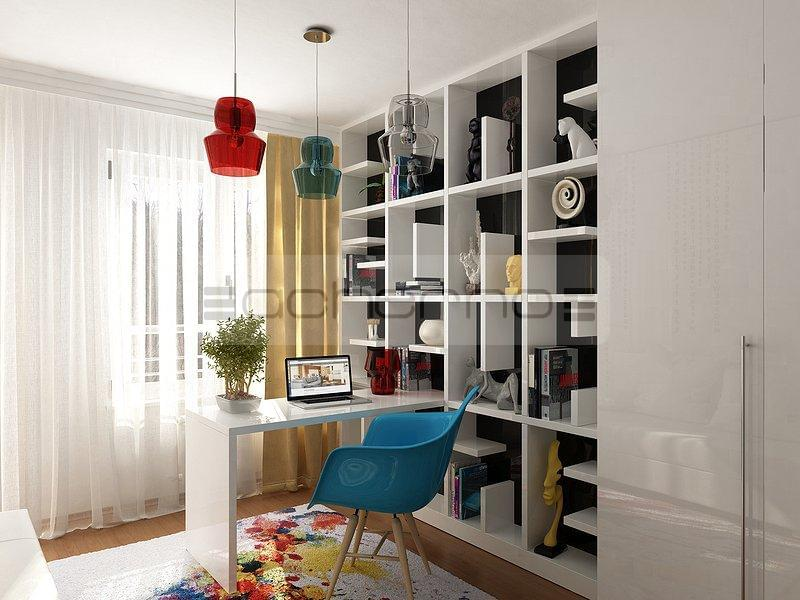 Acherno moderne innenarchitektur ideen pop art for Raumgestaltung arbeitszimmer