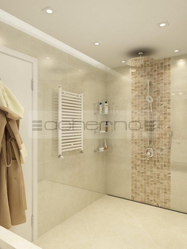 Acherno moderne interpretation eines klassischen wohndesigns for Badezimmer inneneinrichtung