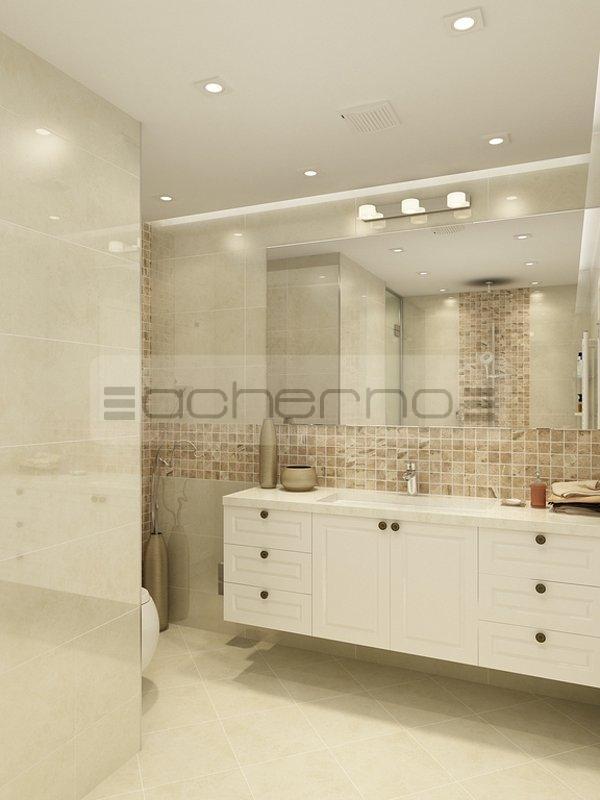Acherno moderne interpretation eines klassischen wohndesigns - Raumgestaltung badezimmer ...