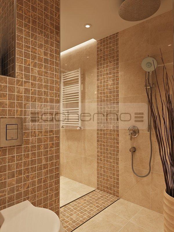 Raumgestaltung Ideen Gäste Badezimmer