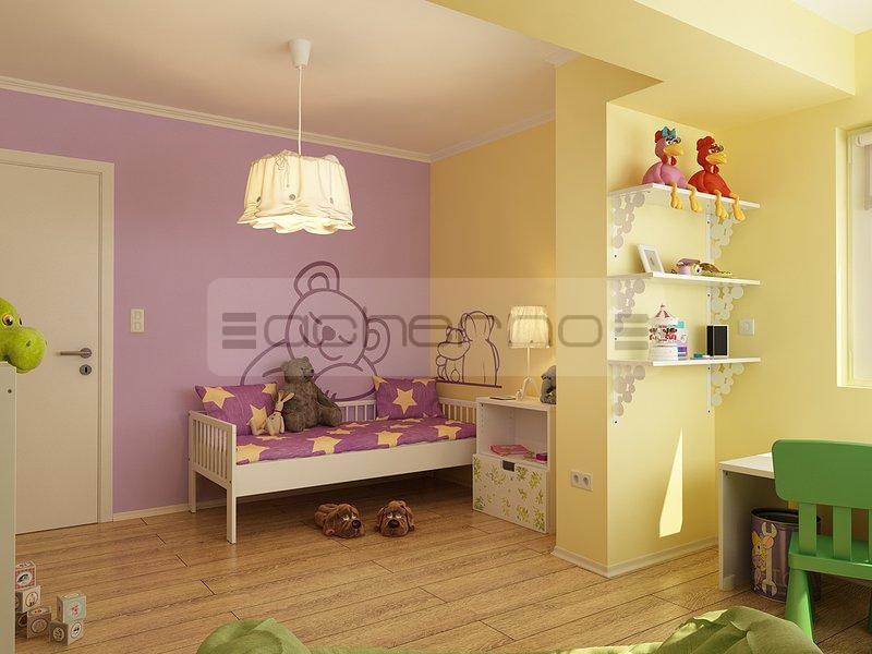 Acherno moderne interpretation eines klassischen wohndesigns for Wohnideen kinderzimmer