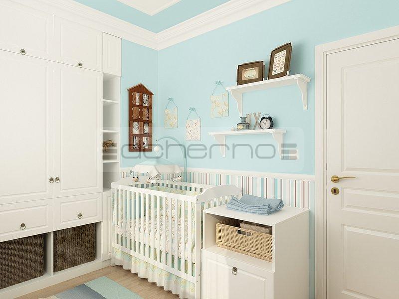 Kinderzimmer idee mint for Kinderzimmer wohnideen