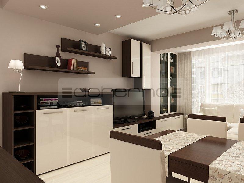 wohnzimmer weiß braun:wohnung design wohnzimmer einrichtungsideen wohnzimmer raumgestaltung