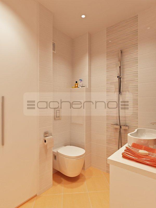 Acherno modernes wohnung design in frischen farben for Wohnung inneneinrichtung design
