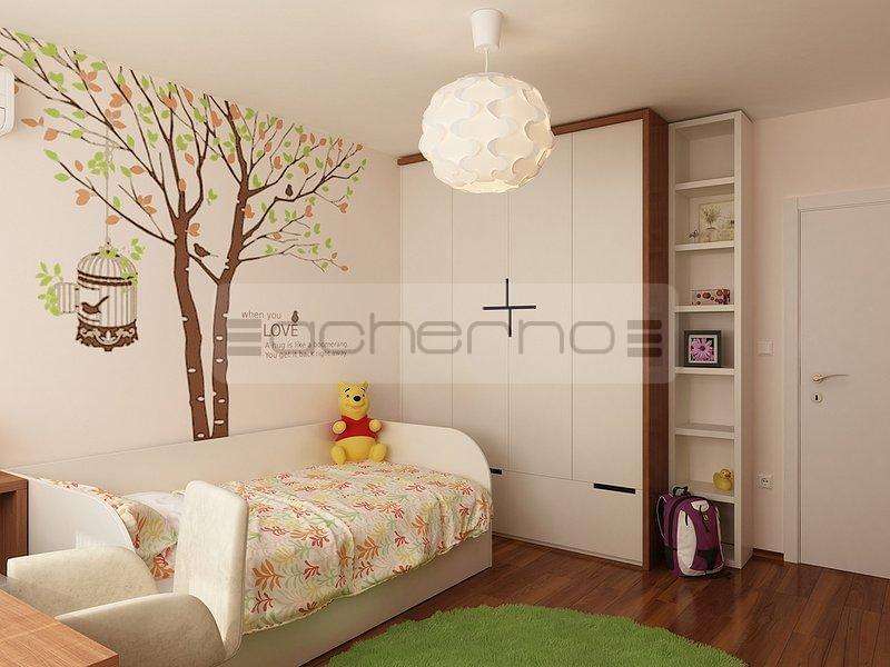 Acherno - Modernes Wohnung Design in frischen Farben