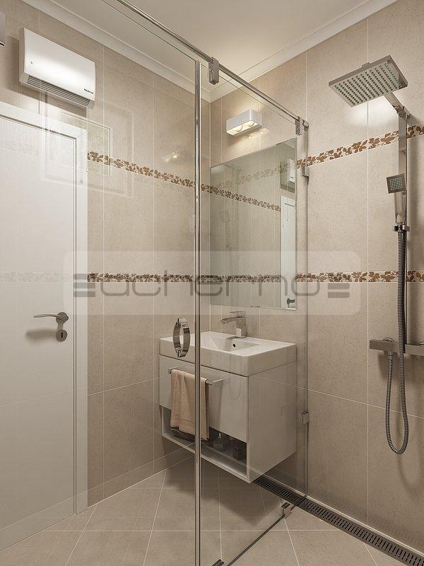 Acherno raumgestaltung ideen in warmen erdt nen - Raumgestaltung badezimmer ...