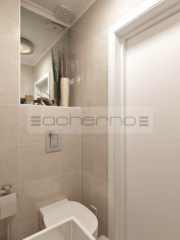 Wohnideen Toilette acherno raumgestaltung ideen in warmen erdtönen