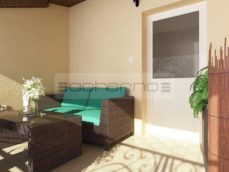 acherno raumgestaltung sommerhaus in t rkis und wei. Black Bedroom Furniture Sets. Home Design Ideas