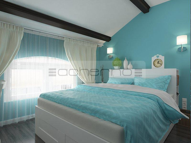 Schlafzimmer Turkis #18: Wohndesign Ideen Schlafzimmer