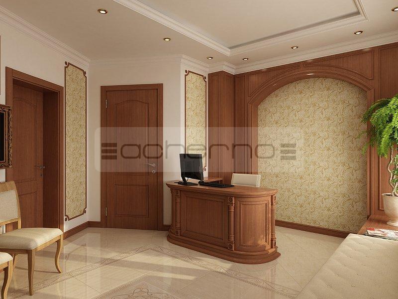 Acherno - Raumgestaltung mit Naturholz