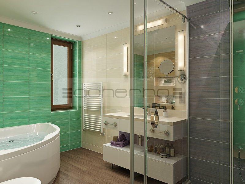 Innendesign Ideen Badezimmer
