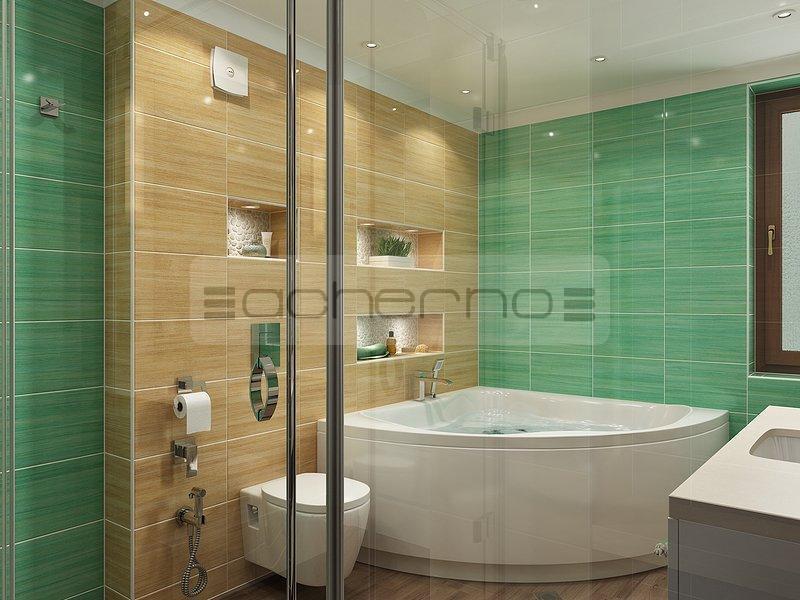 Acherno sanft und frisch - Raumgestaltung badezimmer ...