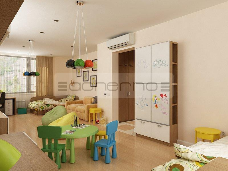 Innendesign Ideen Kinderzimmer