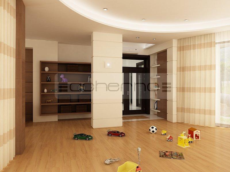 acherno schickes wohndesign f r ein ger umiges haus. Black Bedroom Furniture Sets. Home Design Ideas