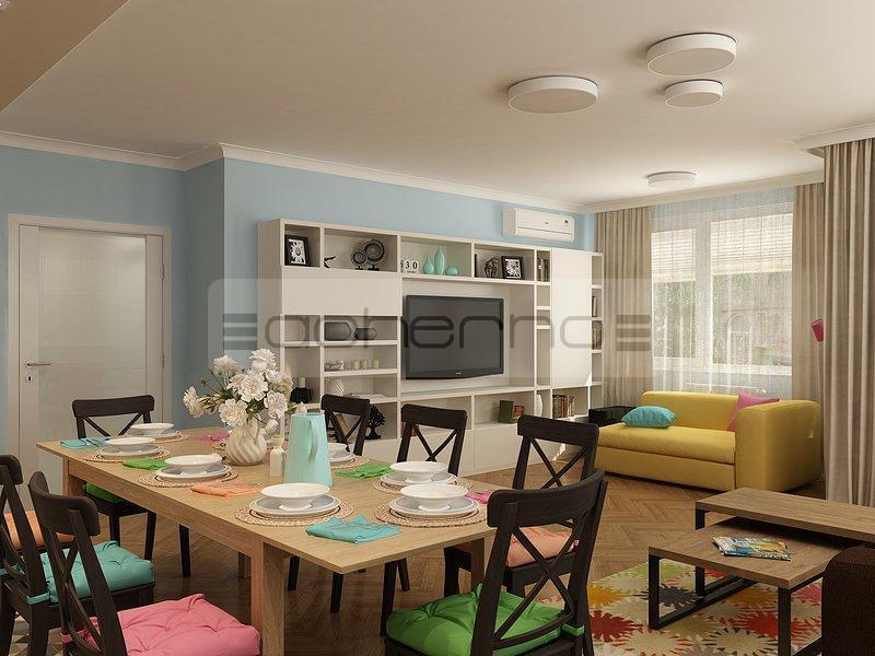 Stilvoll Ideen Wohnzimmer ~ Acherno stilvolles apartment in hellen und freundlichen tönen