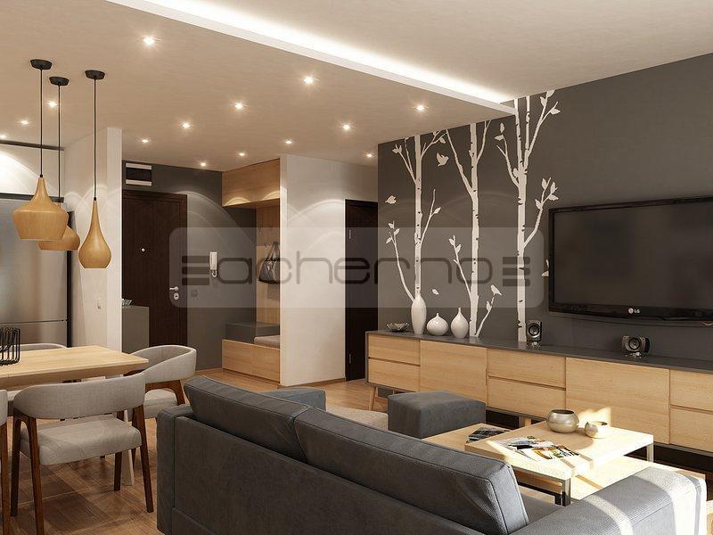 Acherno wohnen im skandinavischen raumdesign for Einrichtungsideen wohnzimmer