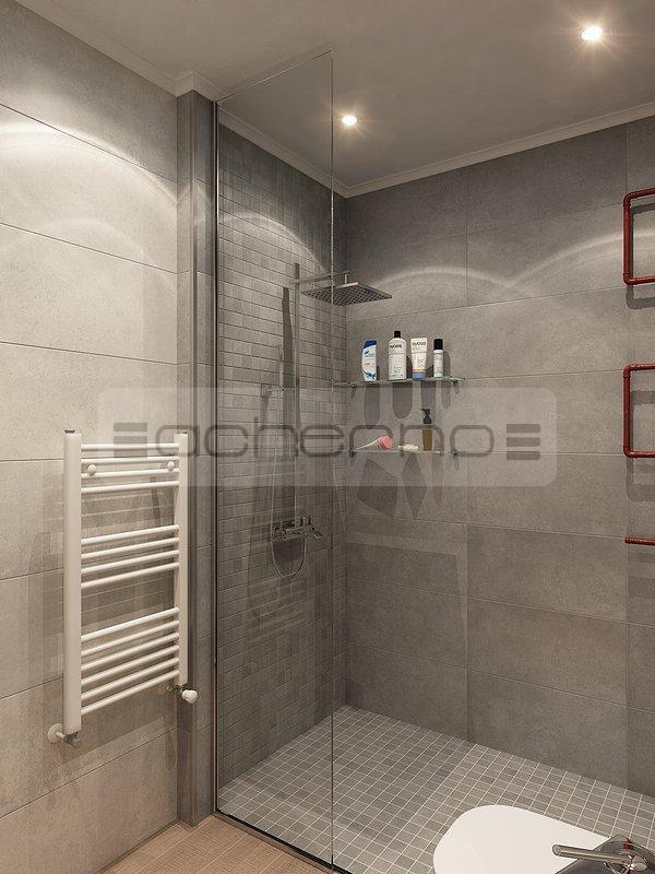 Acherno wohnen im skandinavischen raumdesign - Innenarchitektur badezimmer ...