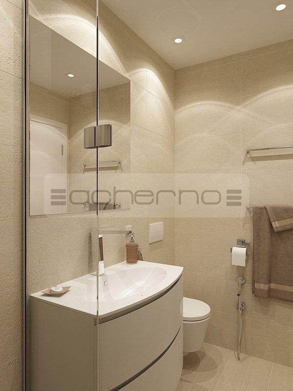 Acherno wohnideen badezimmer for Innenarchitektur badezimmer