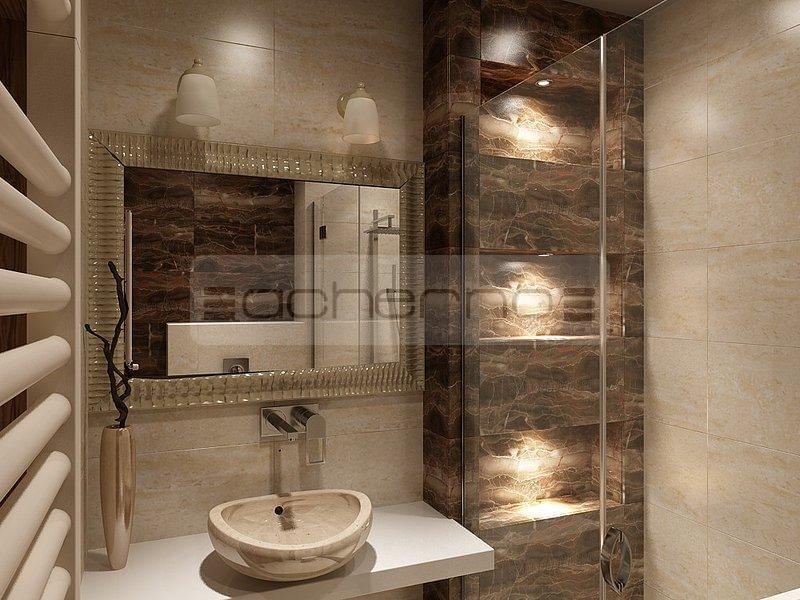 Acherno Wohnung Design Mit Ungewöhnlichem Grundriss