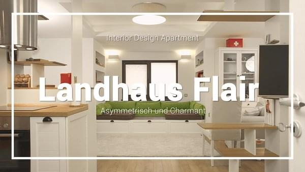 Landhaus Flair   Unübliche Formen Mit Landhausaustrahlung